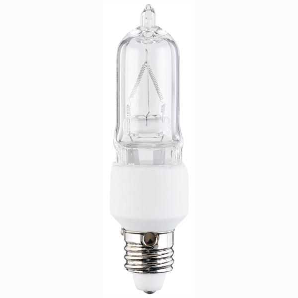 ABC 0441600 75T4Q/E11 75W T4 Halogen Single-Ended Clear E11 (Mini-Can) Base, 120V
