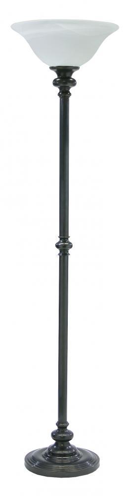 HOT N600-OB-0 Newport Floor Lamp Torchier 1LT 150A