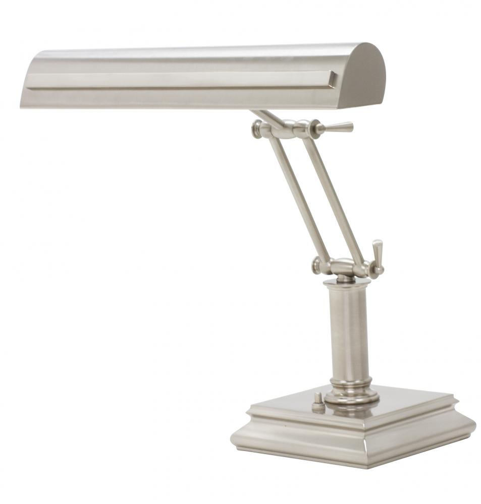 HOT PS14-201-SN/PN Desk/Piano Lamp 2-60 DISCONTINUED BY THE MFG 11/2019