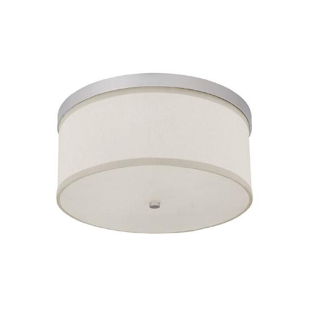 CPL 2015MN-480 3X40M Midtown Matte Nickel Flush Mount NEWSTOCK AUG 2019