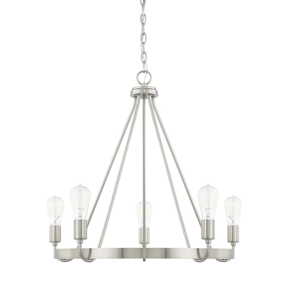 CPL 420061BN 6 Light Chandelier