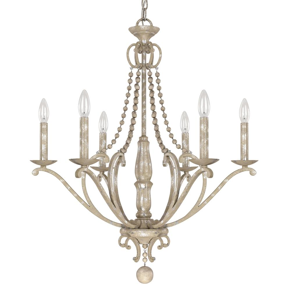 CPL 4446SQ-000 6 LIGHT Chandelier