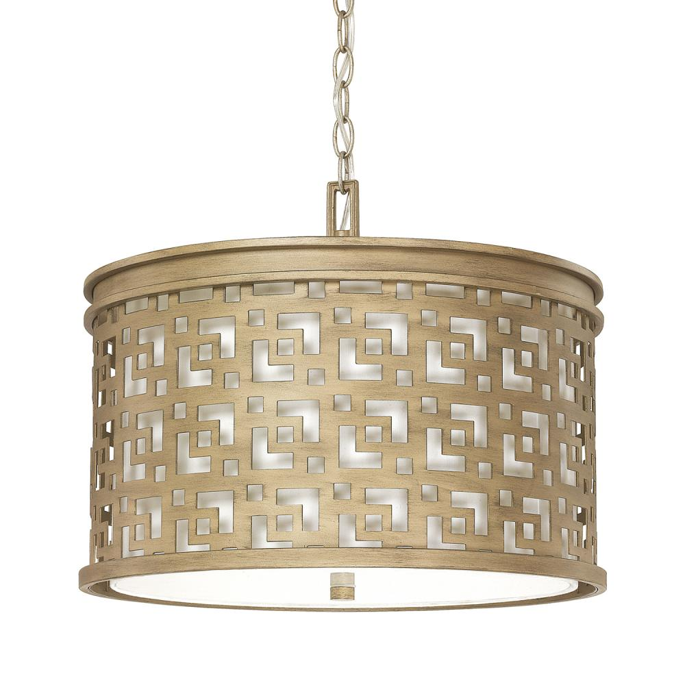 CPL 4874BG-631 3 Light Pendant 3X100Medium