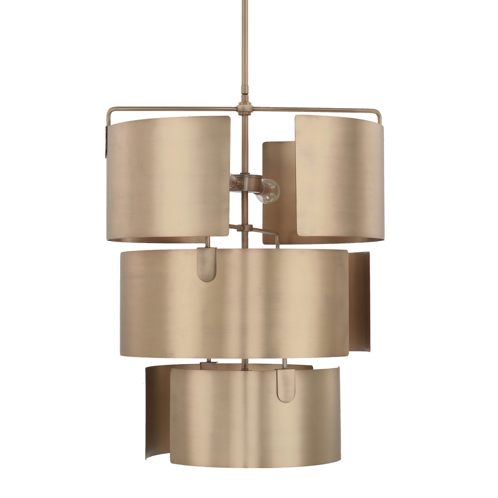 CPL 527751AD 5 Light Foyer 60GC/CL