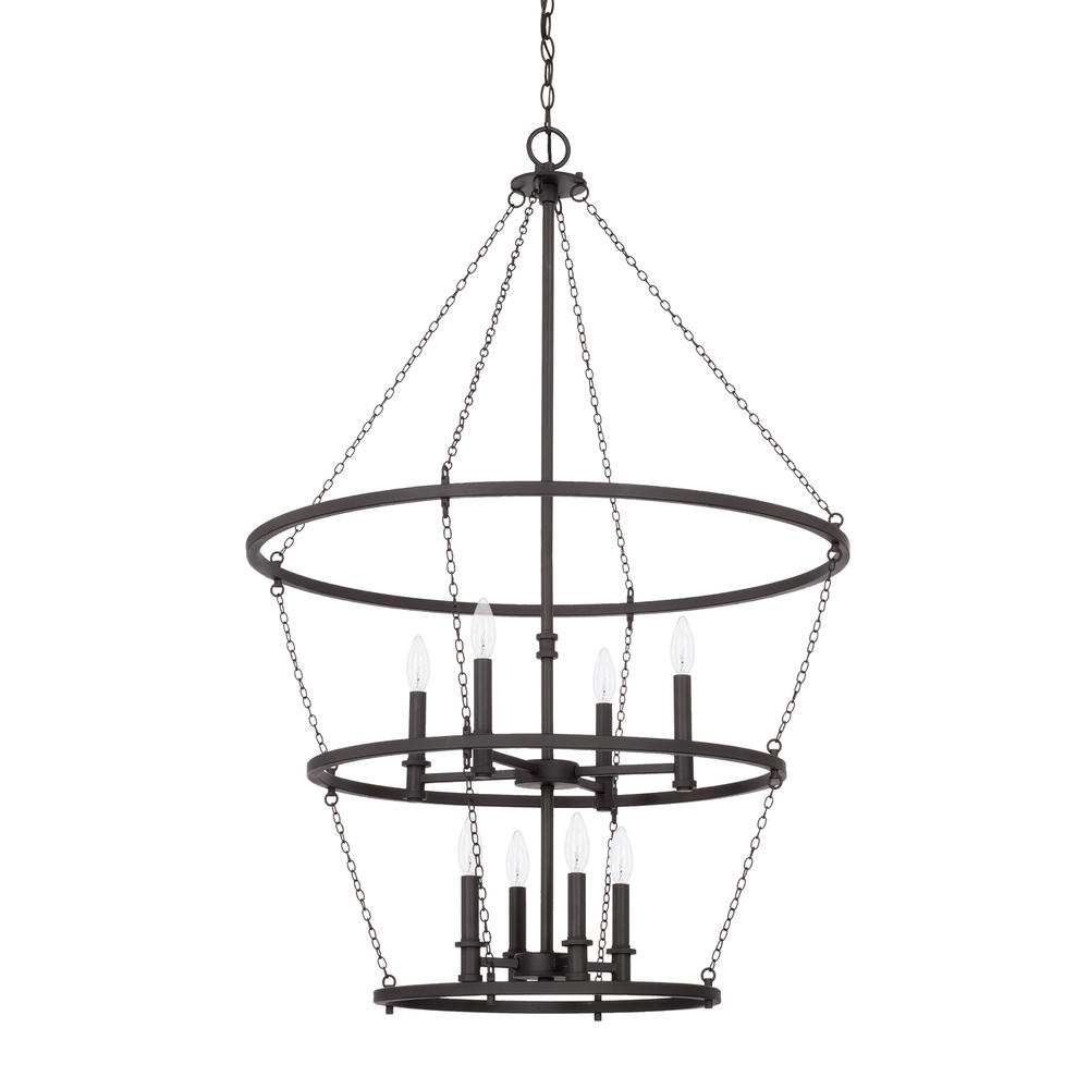 CPL 528781BI 8 Light Foyer
