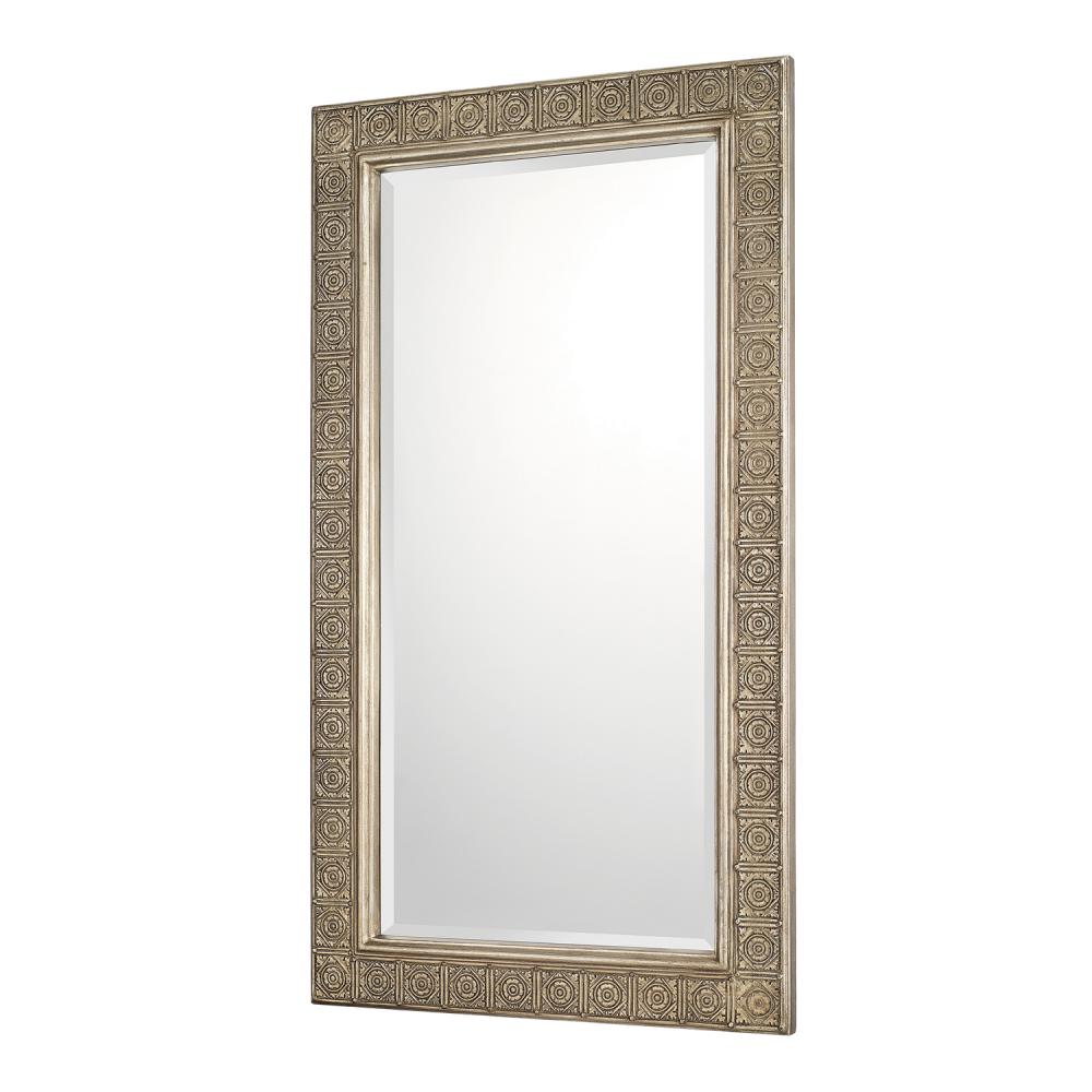 "CPL 716301MM Bronze Decorative Mirror 28.5""W x 51.25""H x 1.5""E Discontinued by the mfg 12/2019"
