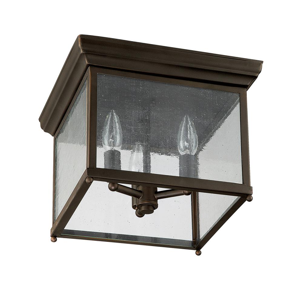 3 Light Outdoor Ceiling Fixture