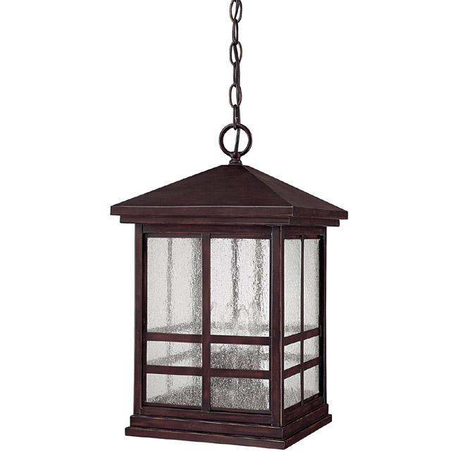 4 Light Outdoor Hanging Fixture
