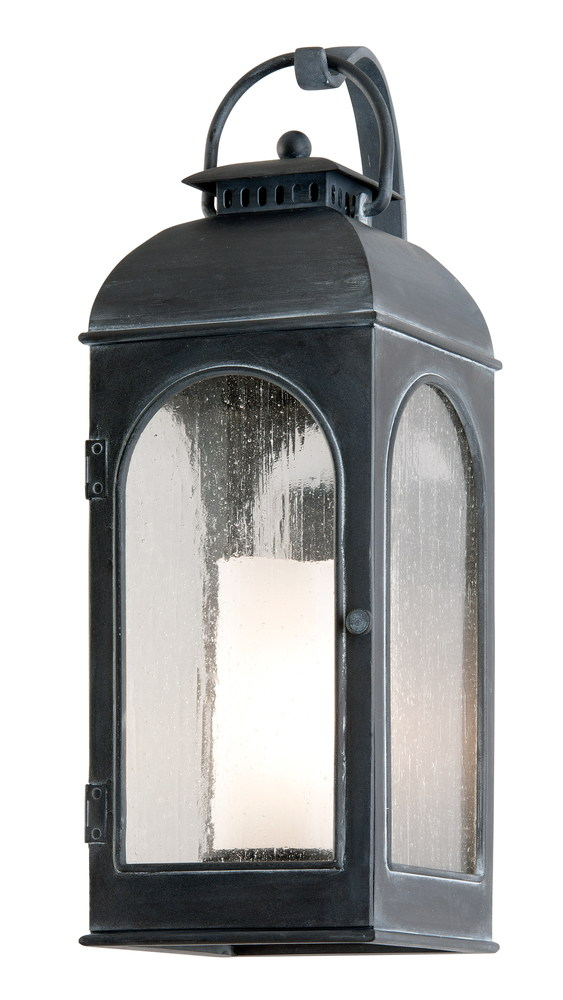 TRO B3282 One Light Black Outdoor Wall Light 1X100Medium