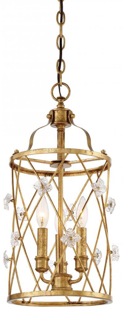 MLF N6563-596 3 Light Pendant