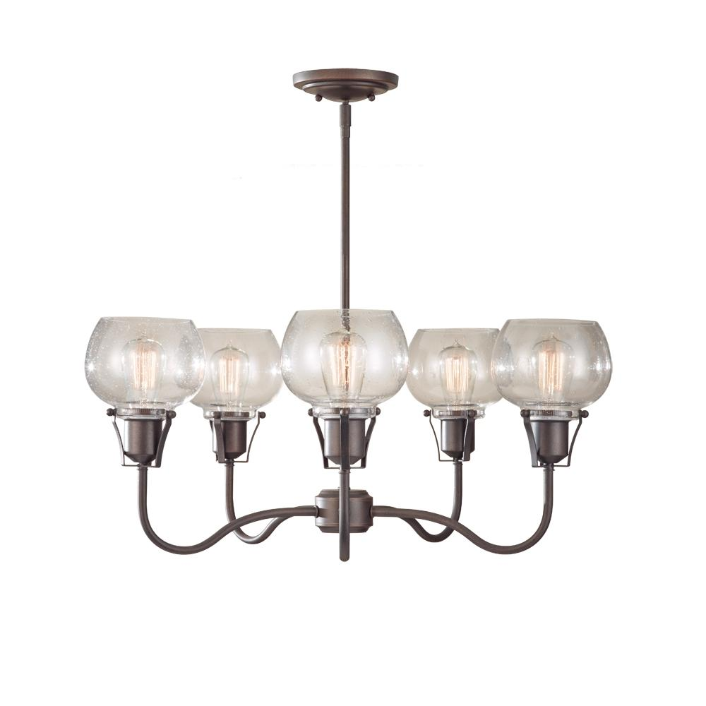 FEI F2824/5RI 5 - Light Urban Renewal Chandelier 5X100Medium