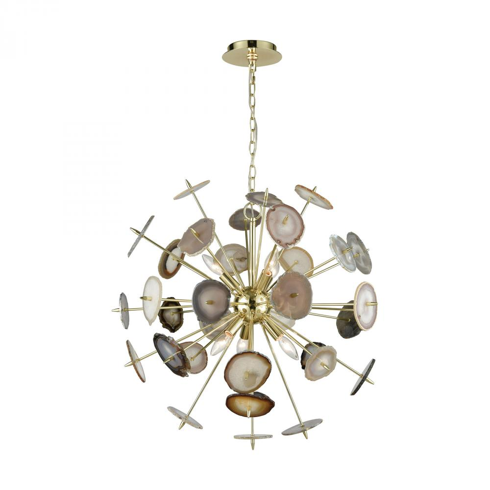 DIMOND D3370 Galileo Chandelier