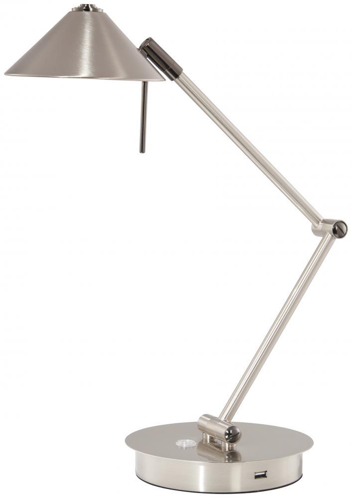 GKL P2974-1-084-L TABLE LAMP 1X8L-L8-Md590