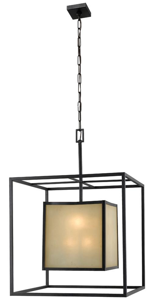 WOI WI411355 Eight Light Chandelier *** RED TAG ITEM *** $376