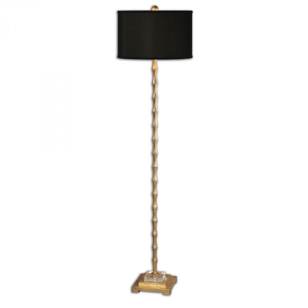 UTT 28598-1 One Light Gold Floor Lamp 1X150 NEWSTOCK OCT 2015