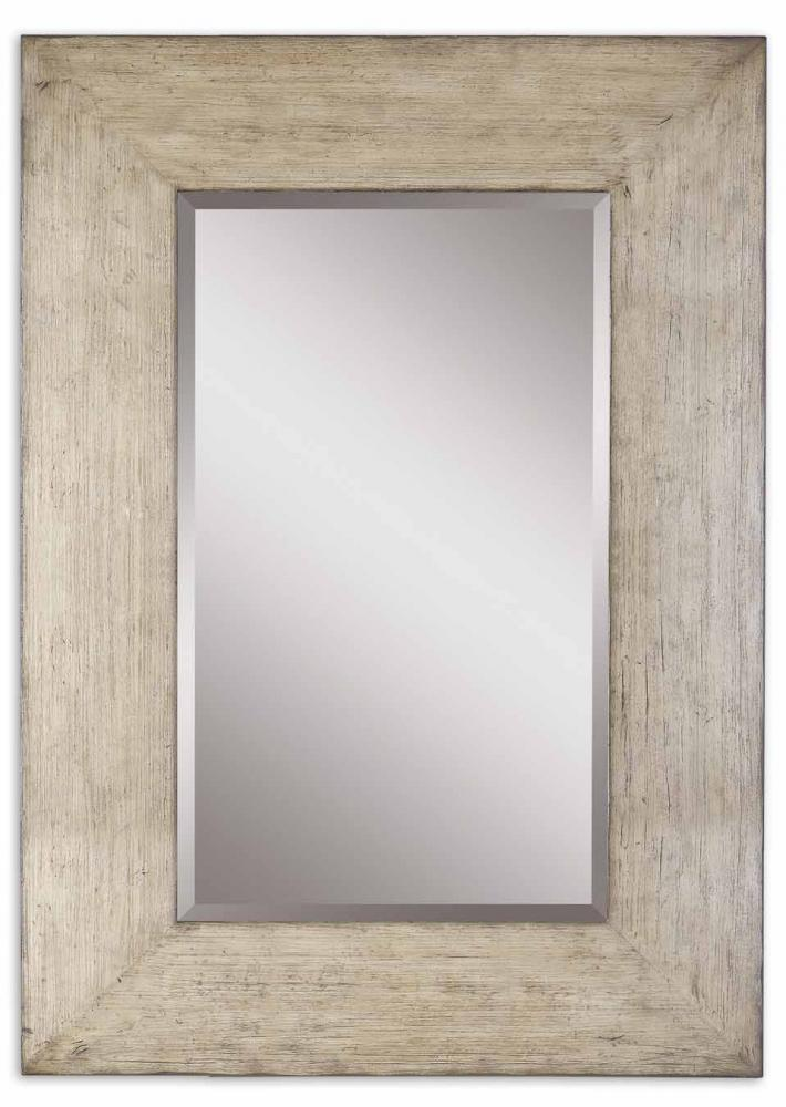 UTT 09508 Uttermost Langford Natural Wood Mirror