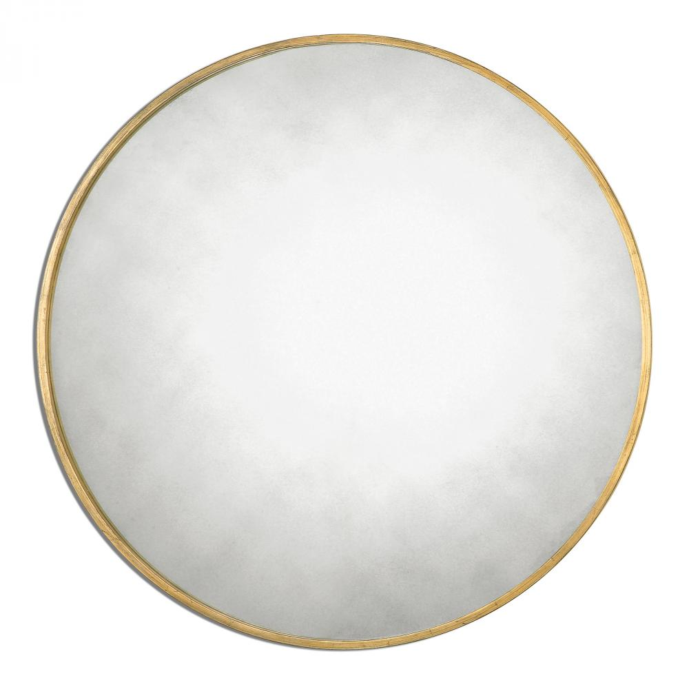 UTT 13887 Junius Round Gold Mirror